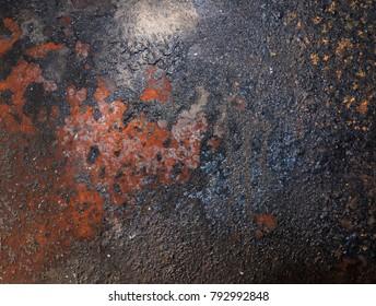 Iron Rust, Steel Rust ,Steel Texture, Rust Texture, Rust Background,Very beautiful colors.