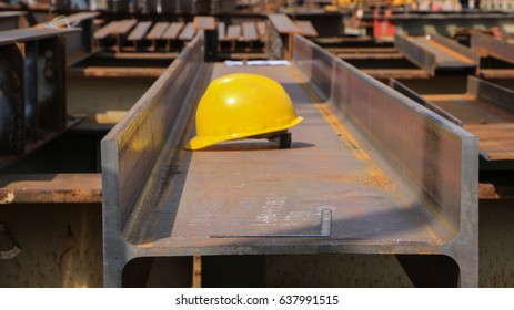 iron steel material stock for fabrication and construction