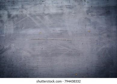 Iron steel metal plate