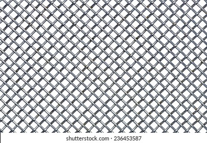 Wire Mesh Fence Images, Stock Photos & Vectors   Shutterstock