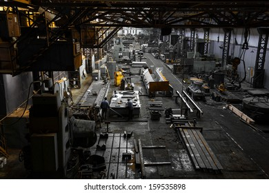 iron workshop
