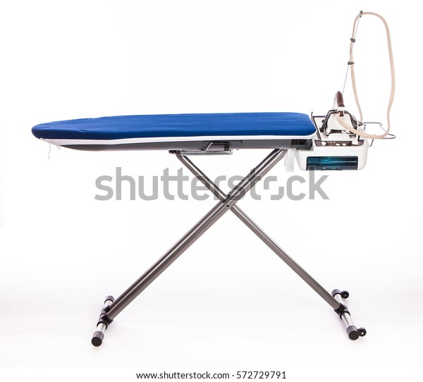 Outstanding Ironing Board Dry Cleaning Ironed Clothes Stock Photo Edit Interior Design Ideas Tzicisoteloinfo