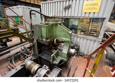 Ironworks - press