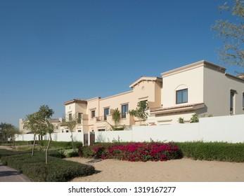 Villa compound residential development