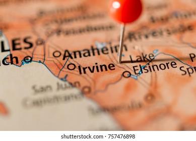Irvine, California, USA.