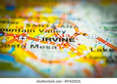 Irvine, USA.