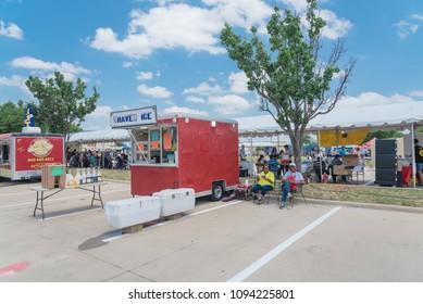 Hot Food Showcase Stock Photos, Images & Photography