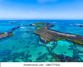 Isabel Island - Galapagos Islands, Ecuador. Aerial shot
