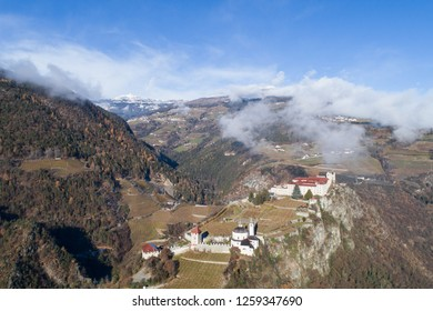Isarco Valley, monastery of Sabiona.