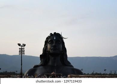 Isha foundation, Coimbatore, Tamil Nadu
