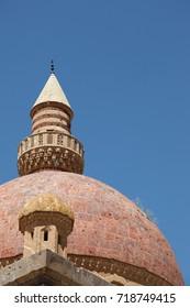 Ishak Pasha Palace, Dogubayazit, Agri, Turkey