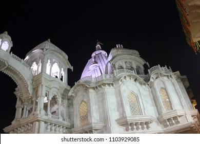 ISKON Temple Vrindavan, India