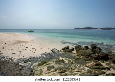 Isla Bartolome archipiélago Las Perlas-Panama