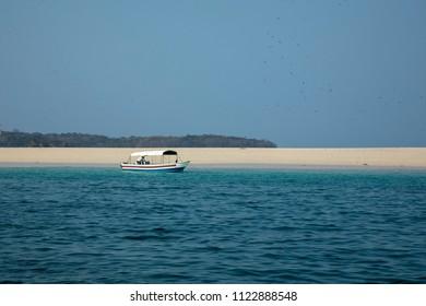 Isla Pacheca en  Archipiélago Las Perlas Panama