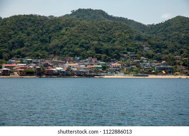 Isla Taboga en Panama