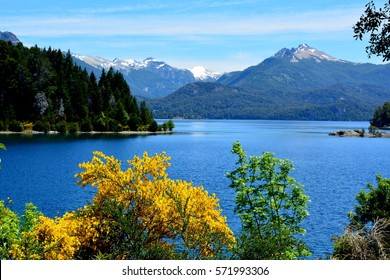 Isla Victoria, Bariloche