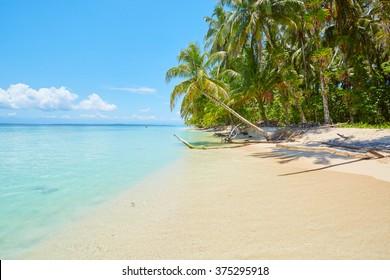 Isla Zapatilla 2, Panama, Central America