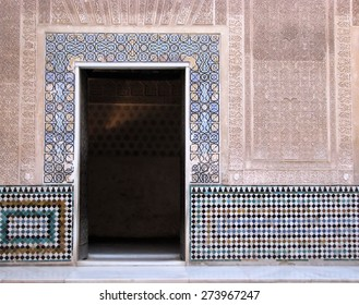 Islamic art and architecture, Alhambra, Spain