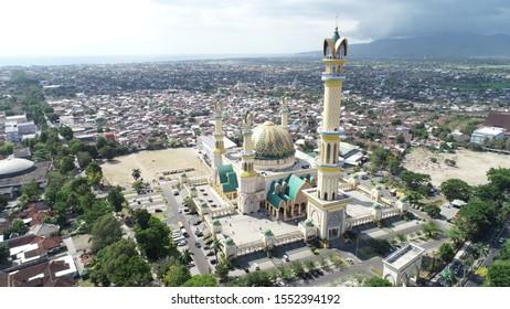 islamic center of lombok east of indoneisa
