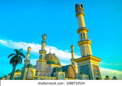 Islamic Center Mataram Lombok Indonesia
