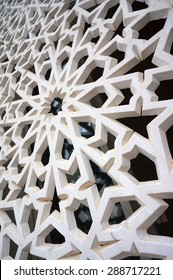 Islamic geometric pattern