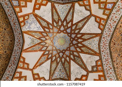 Islamic Republic of Iran. Isfahan, Kashan. The Fin Garden is one of the oldest surviving Persian gardens in Iran. Bagh-e Fin. UNESCO World Heritage Site known as the Persian Garden. 04 March 2018