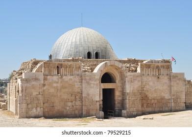 Islamic Ruins in Amman