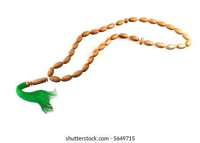 Islamic Spirit - sebha isolated
