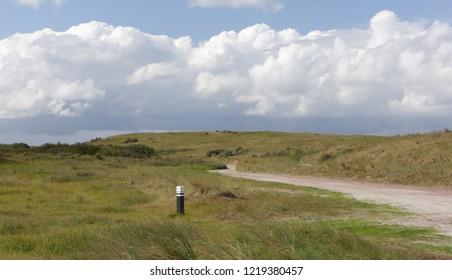 Island Ameland, Dutch.