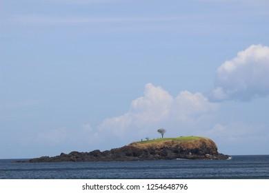 Island, Bali, Virgin Beach, Indonesia