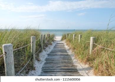 Island Beach Photo