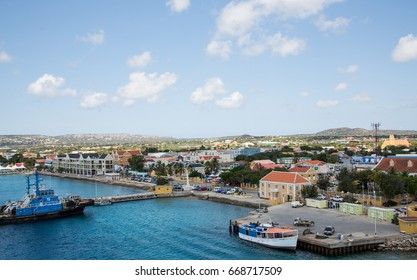 Island of Bonaire From Port