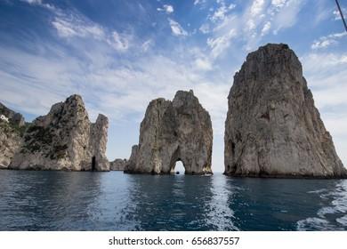 Island of Capri - Italy