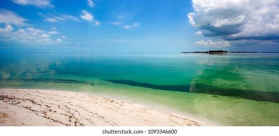 Island of Cayo Rico, Cuba