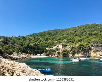 Biševo Island, Croatia