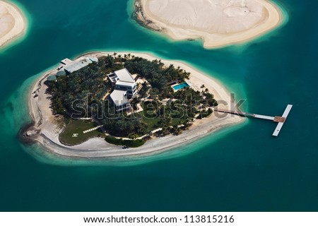 Island Dubai On World Map Islands Stock Photo (Edit Now) 113815216