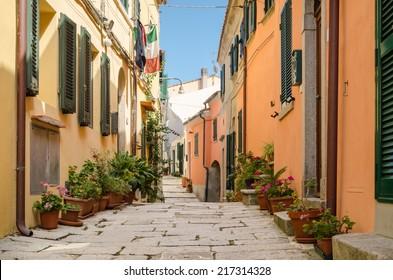 Island of Elba, Sant'Ilario