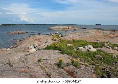 The Island Rövargrundet Espoo Finland