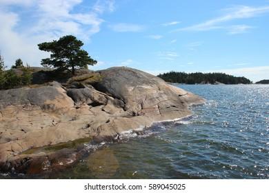 "The Island ""Rövargrundet"" Espoo Finland"