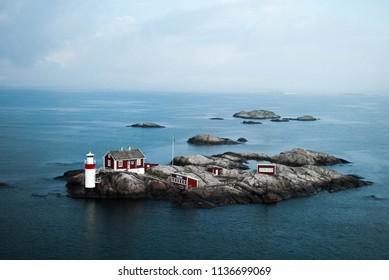 Island at Goteborg Sweden