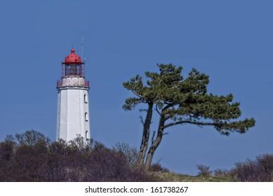 Island Hiddensee Lighthouse, Germany