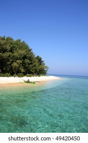 island at indonesia