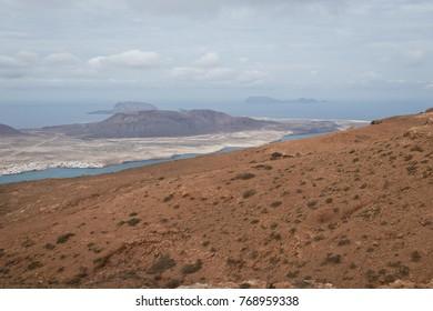 Island La Graciosa, Canary islands