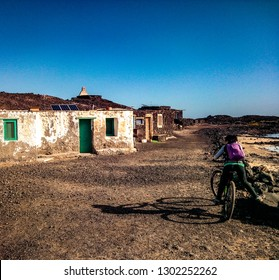 ISLAND OF LOBOS BY BIKE