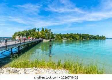 Island, Mainau, Lake Constance