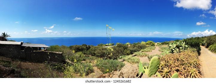 Island of Pantelleria Sicily (Italy)
