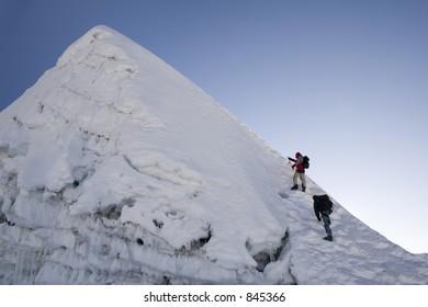 Island Peak Summit - Nepal