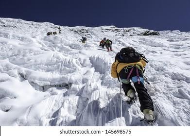 Island Peak(imja tse), Nepal