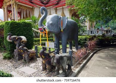 Island Puket Thailand Temple Buddhism Buddha Travel Religion .