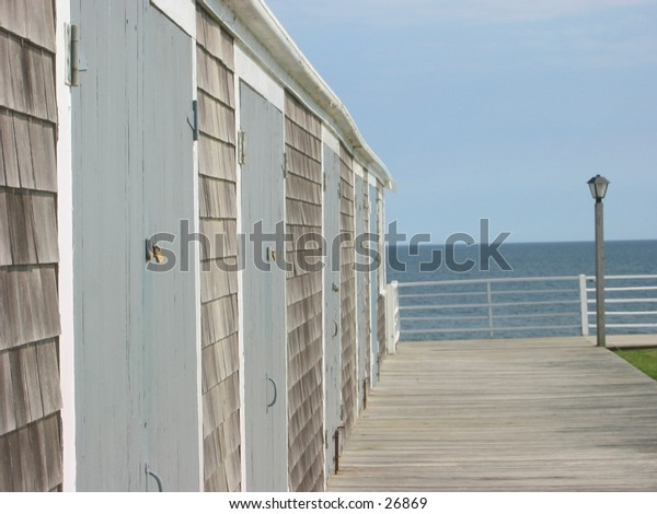 island resort closed for the season